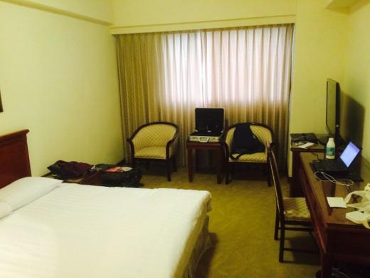 Mein Hotel Zimmer